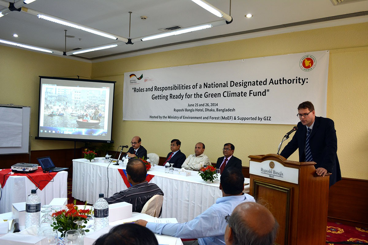 Roles and Responsibilities of National Designated Authority (NDA) of Bangladesh